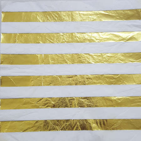 Horizontal Gold Lines